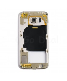 Back Housing Assembly for Samsung Galaxy S6 (G920V / G920P) - Gold