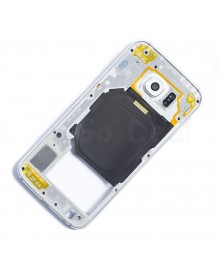 Back Housing Assembly for Samsung Galaxy S6 (G920V / G920P) - White