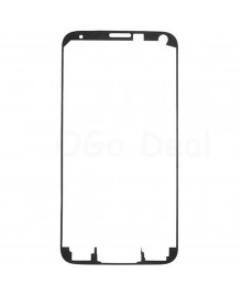 Front Housing Adhesive Sticker Replacement for Samsung Galaxy S5