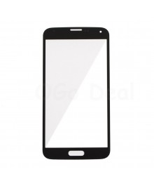 Front Glass Lens Replacement for Samsung Galaxy S5 Black