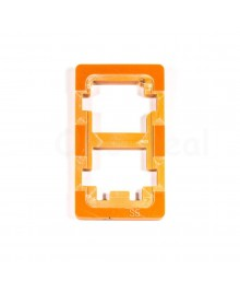 LCD and Outer Glass Lens Refurbishment UV LOCA Glueing Mould for Samsung Galaxy S5