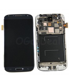 LCD Screen and Digitizer Assembly Replacement for Samsung Galaxy S4 IV I545/L720/R970 - Black