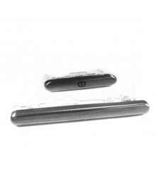 Wholesale Power and Volume Buttons Replacements for Samsung Galaxy S3 III - Silver- Ogo Deal