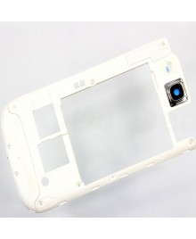 Middle Frame /Back Housing Frame Replacement for Samsung Galaxy S3 III White