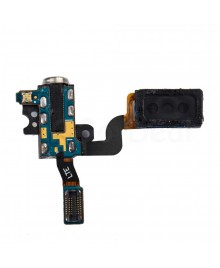 Earpiece Speaker & Headphone Jack Flex Cable Replacement for Samsung Galaxy Note 3