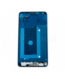 Front Housing Frame Bezel Plate Replacement for Samsung Galaxy Note 3 N900V/N900P