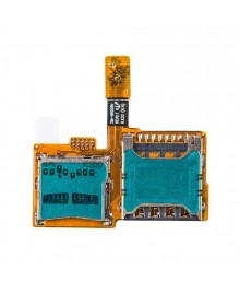 Memory Card & Dual Sim Tray Flex Cable Replacement for Samsung Galaxy Note 3