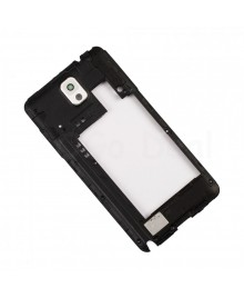 Middle Plate with Loud Speaker & Antenna Assembly for Samsung Galaxy Note 3, N900A / N900T - White