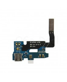 Charging Dock Port Flx Cable Replacement for Samsung Galaxy Note 2 SM-GT-N7100