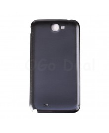 Battery Door/Back Cover Replacement for Samsung Galaxy Note 2 Black Ori