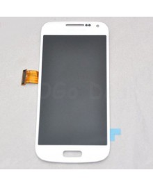 LCD Screen and Digitizer Assembly  Replacement for Samsung Galaxy S4 Mini - White
