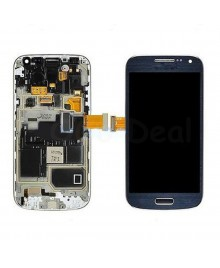 LCD Screen and Digitizer Assembly Replacement for Samsung Galaxy S4 Mini i9195T - Blue