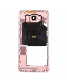 Middle Frame Bezel Assembly - Pink for Samsung Galaxy A9 (2016) A9000