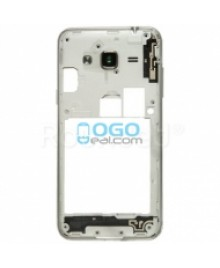 Middle Frame Bezel  - Gold for Samsung Galaxy J3 (2016)