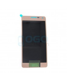 LCD & Digitizer Touch Screen Assembly Replacement for Samsung Galaxy A3 - Gold