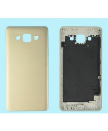 Battery Door/Back Cover Replacement for Samsung Galaxy A3 - Gold