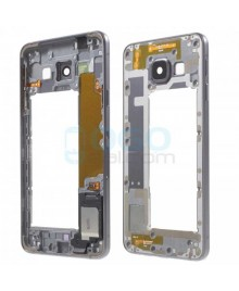 Rear Housing Bezel Replacement for Samsung Galaxy A3 2016 A310 - Black