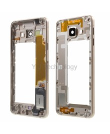 Rear Housing Bezel Replacement for Samsung Galaxy A3 2016 A310 - Gold