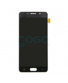 LCD & Digitizer Touch Screen Assembly Replacement for Samsung Galaxy A5 2016 A510 - Black