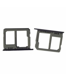 SIM Card Tray Replacement for Samsung Galaxy A5 2016 A510 Black