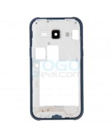 Rear Housing Bezel Replacement for Samsung Galaxy J1 J100 - Blue