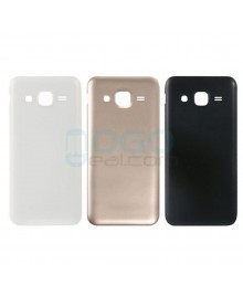 Battery Door/Back Cover Replacement for Samsung Galaxy J2 - Black