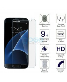 Samsung Galaxy S7 Tempered Glass Screen Protector Film Guard 9H With retail Packing Box