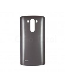LG G3 D850/D855/LS990 Back Battery Cover Door - Black