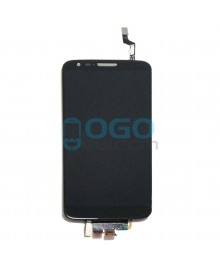 LCD & Digitizer Touch Screen Assembly Replacement for LG G2 D802 - Black