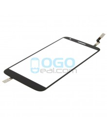 Digitizer Touch Glass Panel Replacement for LG G2 D802 Black