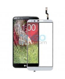Digitizer Touch Glass Panel Replacement for LG G2 D802 White