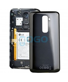 OEM Battery Door/Back Cover Replacement for lg G2 D805 - Black