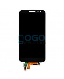 OEM LCD & Digitizer Touch Screen Assembly Replacement for lg G2 Mini - Black