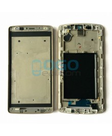 Front Housing Bezel Replacement for lg G3 S D722 - Gold