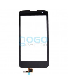Digitizer Touch Glass Panel Replacement for lg K4 Black