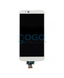 LCD & Digitizer Touch Screen Assembly Replacement for lg K10 - White