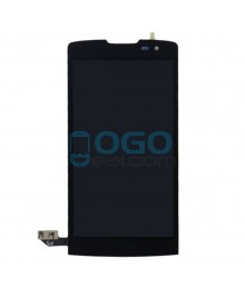LCD & Digitizer Touch Screen Assembly Replacement for lg Leon - Black