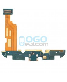 Charging Dock Port Flex Cable Replacement for Google Nexus 4 E960