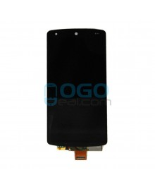 LCD & Digitizer Touch Screen Assembly Replacement for Google Nexus 5 D820 D821  - Black