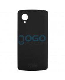OEM Battery Door/Back Cover Replacement for Google Nexus 5 D820 D821 - Black