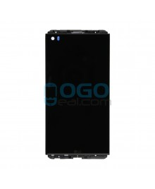 OEM LCD & Digitizer Touch Screen Assembly With Frame Replacement for lg V20 - Black