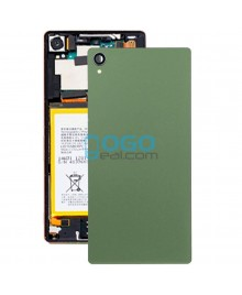 Battery Door/Back Cover Replacement for Sony Xperia Z3 Green Ori