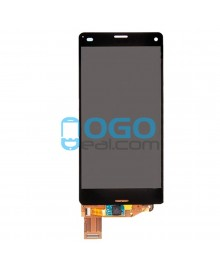 For Sony Xperia Z3 Compact/Z3 Mini LCD & Touch Screen Assembly Replacement - Black