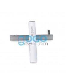 Micro SD & USB Anti Dust Plug Cap Cover for Sony Xperia Z3 Compact/Z3 Mini White