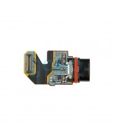 Charging Dock Port & Sensor & Headphone Jack Flex Cable Replacement for Sony Xperia Z5 Premium