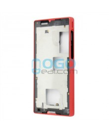 Front Housing Bezel Replacement for Sony Xperia Z5 Compact/Mini - Red