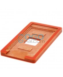 LCD and Outer Glass Lens Refurbishment UV LOCA Glueing Mould for Sony Xperia Z L36H