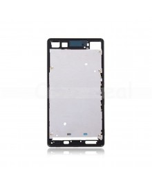 Front Housing Bezel Replacement for Sony Xperia Z3 + /Z4 - Black