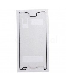 Front Housing Adhesive Sticker Replacement for Sony Xperia Z3 + /Z4