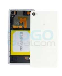 Battery Door/Back Cover Replacement for Sony Xperia Z2 White